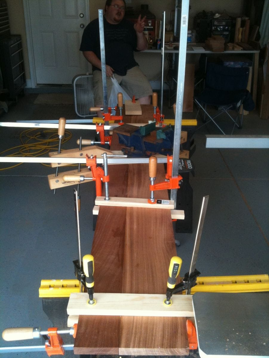 Clamps!
