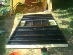 Building A Small Camper Trailer Project Journals Wood