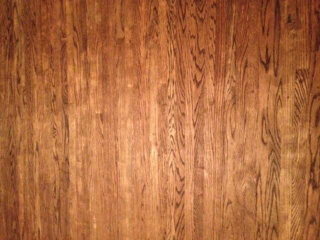 Uneven stain on hardwood floor finishing wood talk online for Hardwood floors uneven