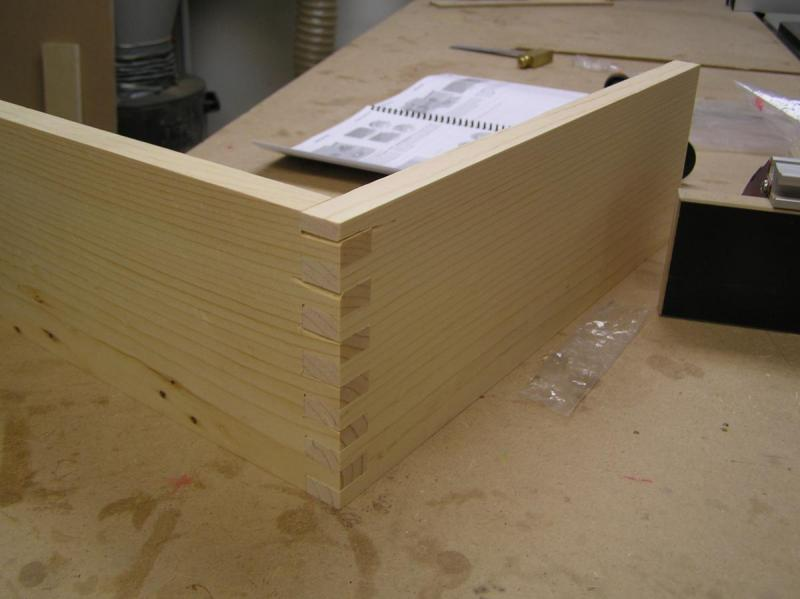 leigh dovetail jig instructions