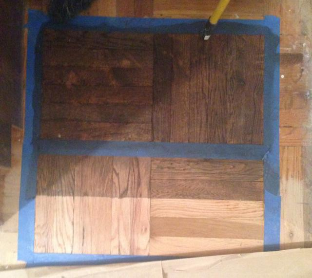 staining parquet floors question finishing wood talk online