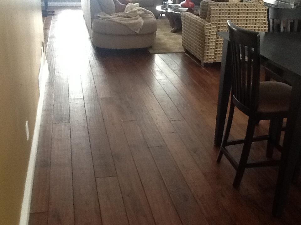 Left Over Engineered Hardwood Flooring Project Ideas The Wood
