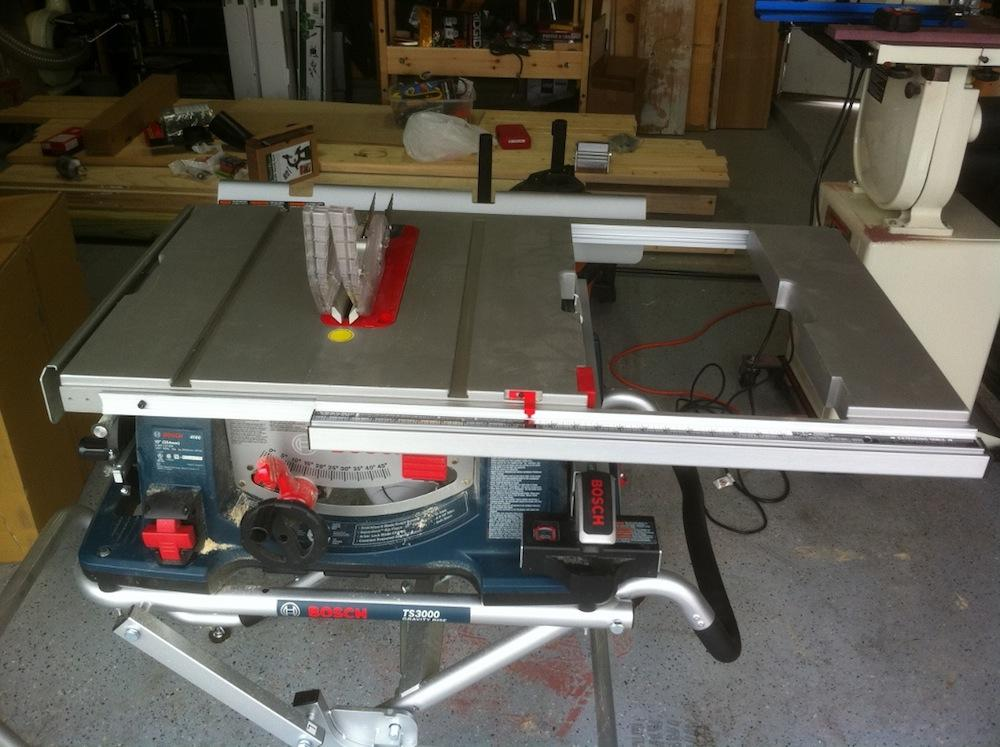 Rolling table saw cabinet power tools wood talk online share this post keyboard keysfo Gallery