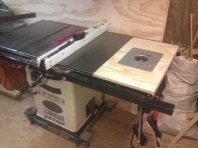 Woodpeckers sidewinder router lift install power tools wood talk woodpeckers sidewinder router lift install power tools wood talk online greentooth Choice Image
