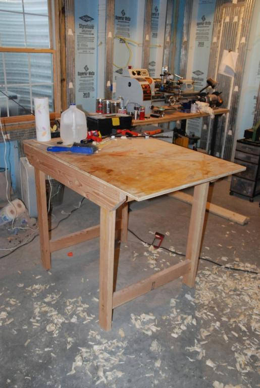Work Bench Table Top From 2 General Woodworking Talk Wood Talk