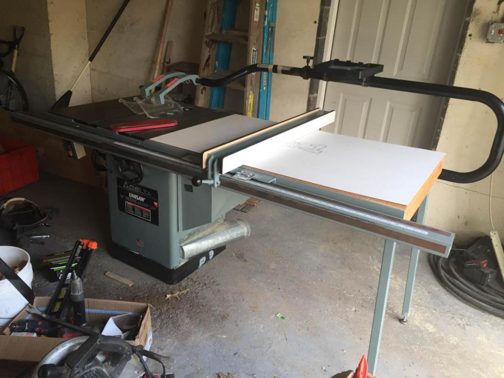 Swapping unisaw motor power tools wood talk online share this post greentooth Gallery
