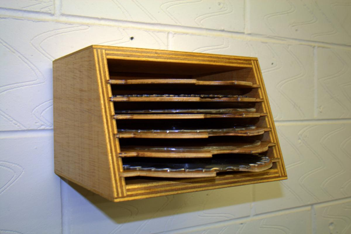 Table Saw Blade Storage Project Journals Wood Talk Online