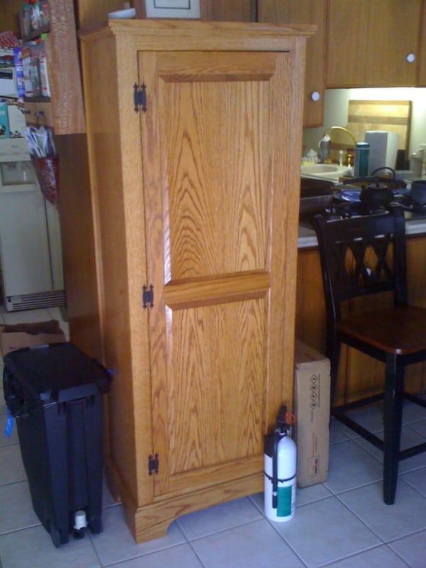 Broom Closet Project Journals Wood Talk Online