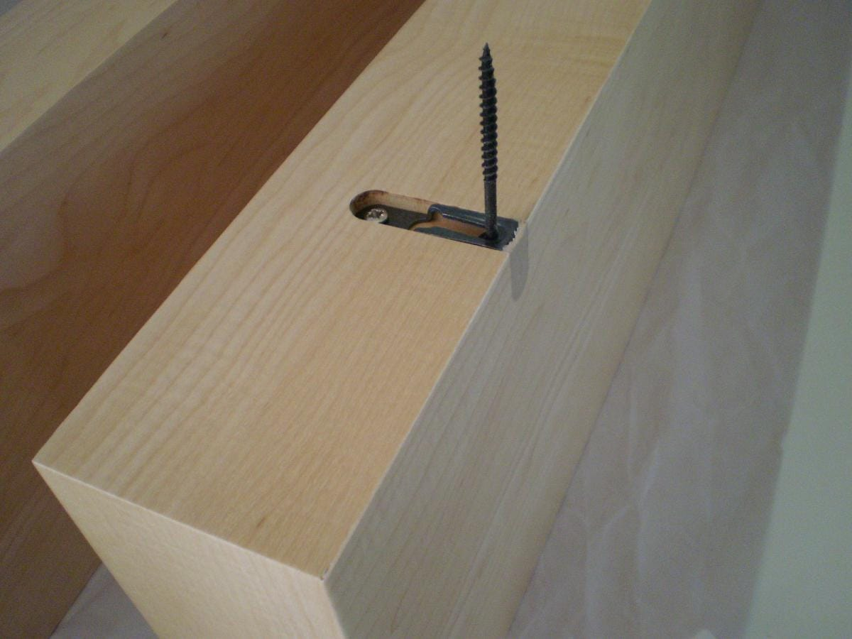 Alternatives to french cleats? - General Woodworking Talk - Wood Talk Online