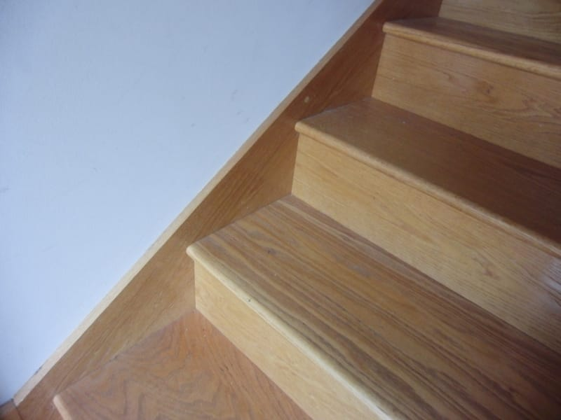 Housed Stringer Stairs Project Journals Wood Talk Online