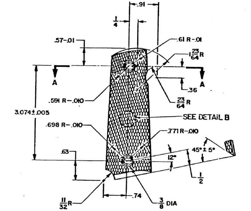 anybody else make pistol grips? - General Woodworking Talk
