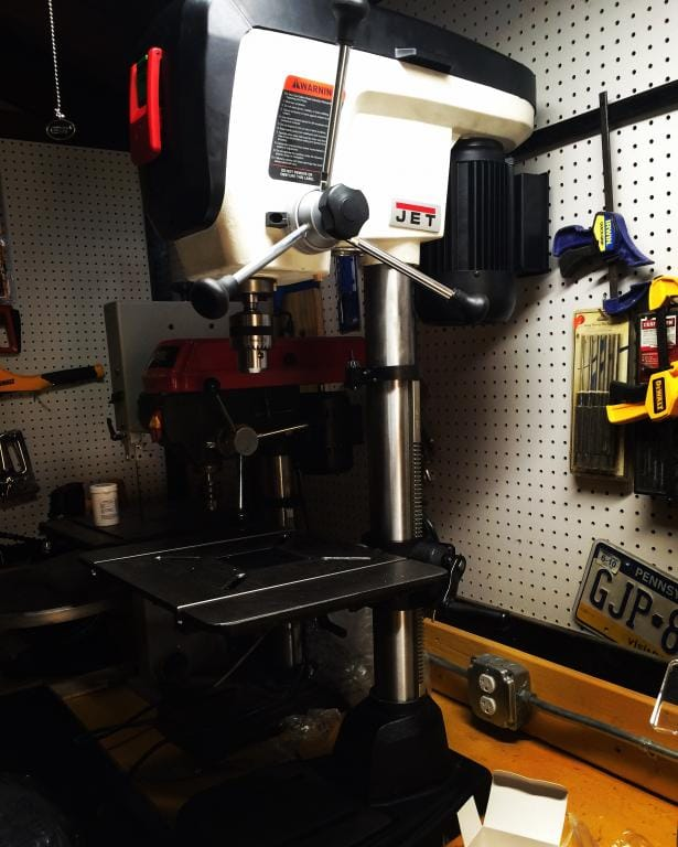 Anyone else have this Drill Press? - Power Tools - Wood Talk Online