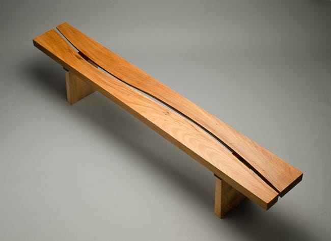 Madrone Bench 005