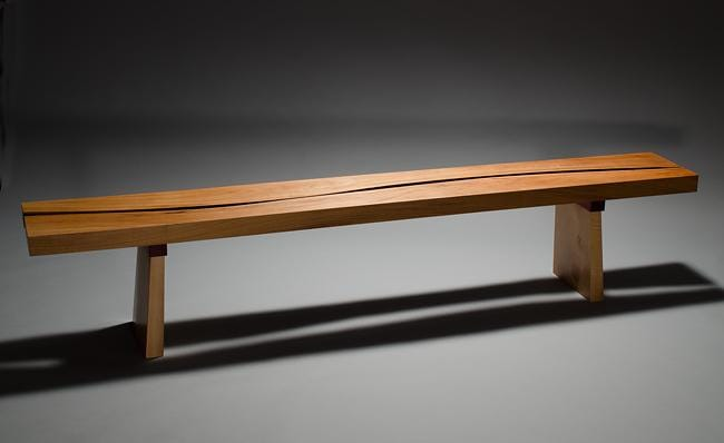 Madrone Bench 008