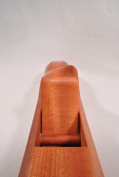 Sapele Try Plane Front