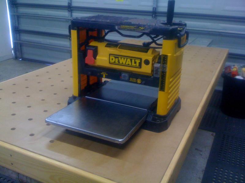 Grizzly G0689 or DEWALT DW734 Planer? - Power Tools - Wood Talk Online