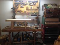 my shop wall Sep 2016.JPG