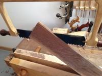 veneer sawing