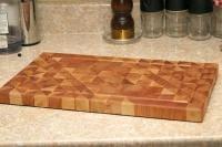 Cutting board, Israeli Style