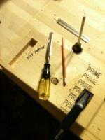 Lumber Bench Top 3 - Practise Mortise
