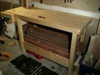 Lumber Workbench