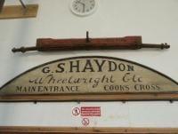 G S Haydon