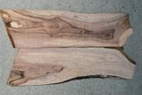 Spalted Crotch Dogwood - Bookmatched - Thin Stock
