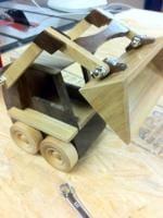 Construction grade toys
