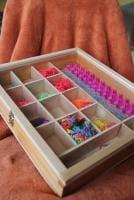 Loom Bands Storage Box