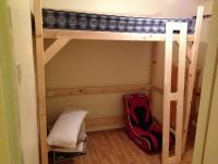Matteo's combo bed