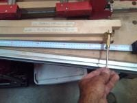 My new favorite tool, Marking gauge.