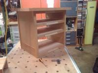 Last dry fit before the glue up.
