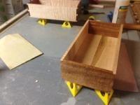 Dovetail box- Pair