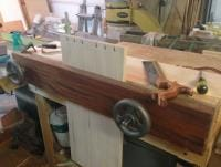 cutting the dovetails
