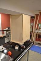 Dry fit - Spindle Sander Cabinet