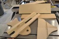 Second Clamp Rack pieces