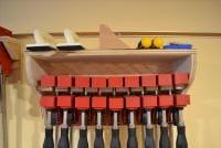 Saggy Clamp Rack