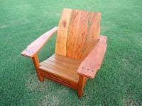 Greene & Greene Adirondack Chair
