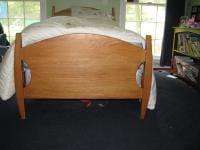 Seamus' Bed