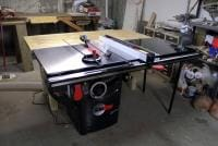 Sawstop with Outfeed table