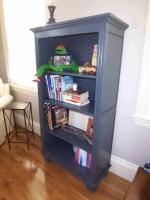 Empire bookshelf