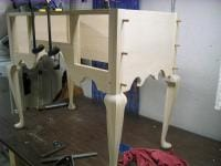 Pegged Mortise and Tenon Joint