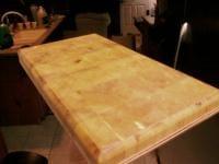 Endgrain Cuttin Board