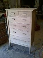 Chest of Drawers Ready for Stain