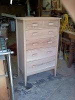 Chest of Drawers Ready for Stain #2