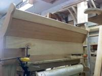 Foot Board for Sleigh Bed dry fit 2