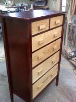 Guild Build Chest of Drawers Completed