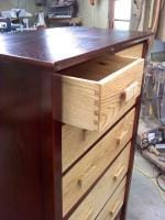 Second Picture of the Guild build Chest of Drawers