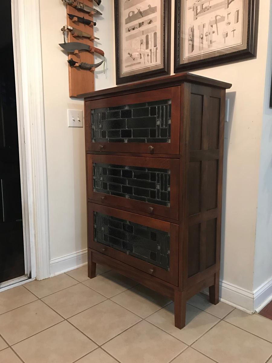 Barrister Bookcase The Wood Whisperer Guild Wood Talk Online