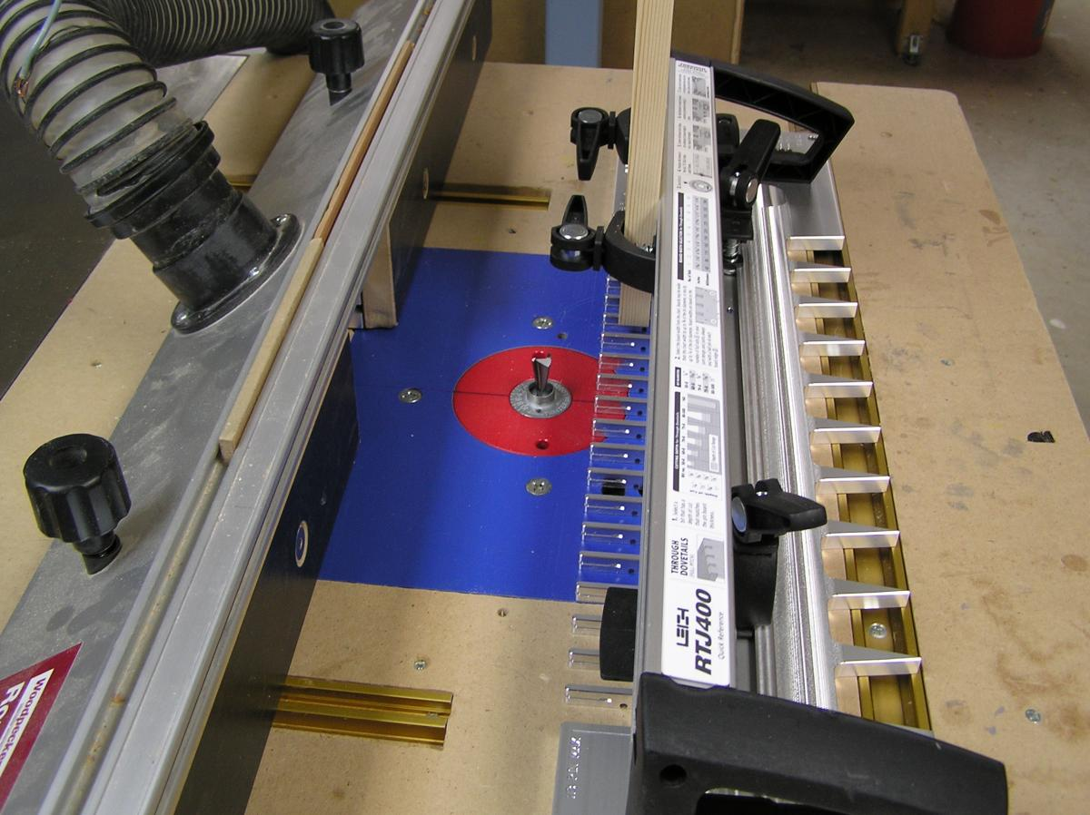 Leigh Rtj 400 Dovetail Jig Product Reviews Wood Talk Online